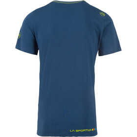 La Sportiva Square T-shirt Herr opal